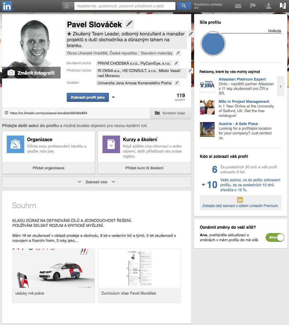 LinkedIn_Pavel_Slováček